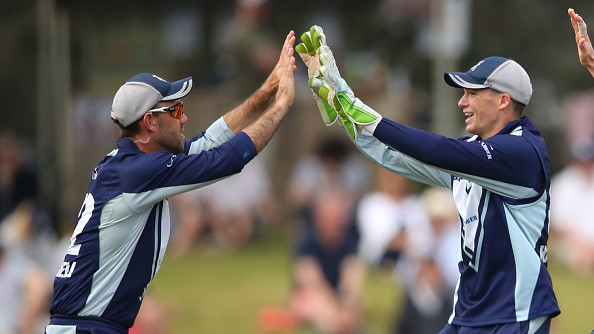 Peter Handscomb backs Glenn Maxwell to do something
