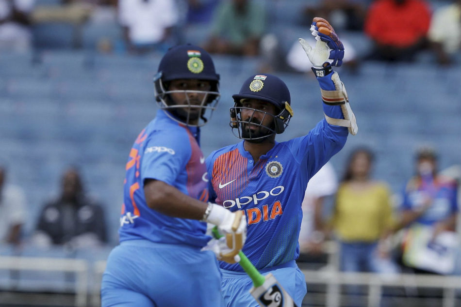 Rishabh Pant and Dinesh Karthik will be the apt finishers for the Indian team