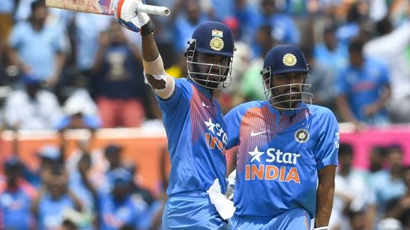 KL Rahul recalls the best on-field moment with MS Dhoni