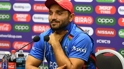 CWC 2019: Captain Gulbadin Naib urges Afghanistan batsmen to control their nerves in middle