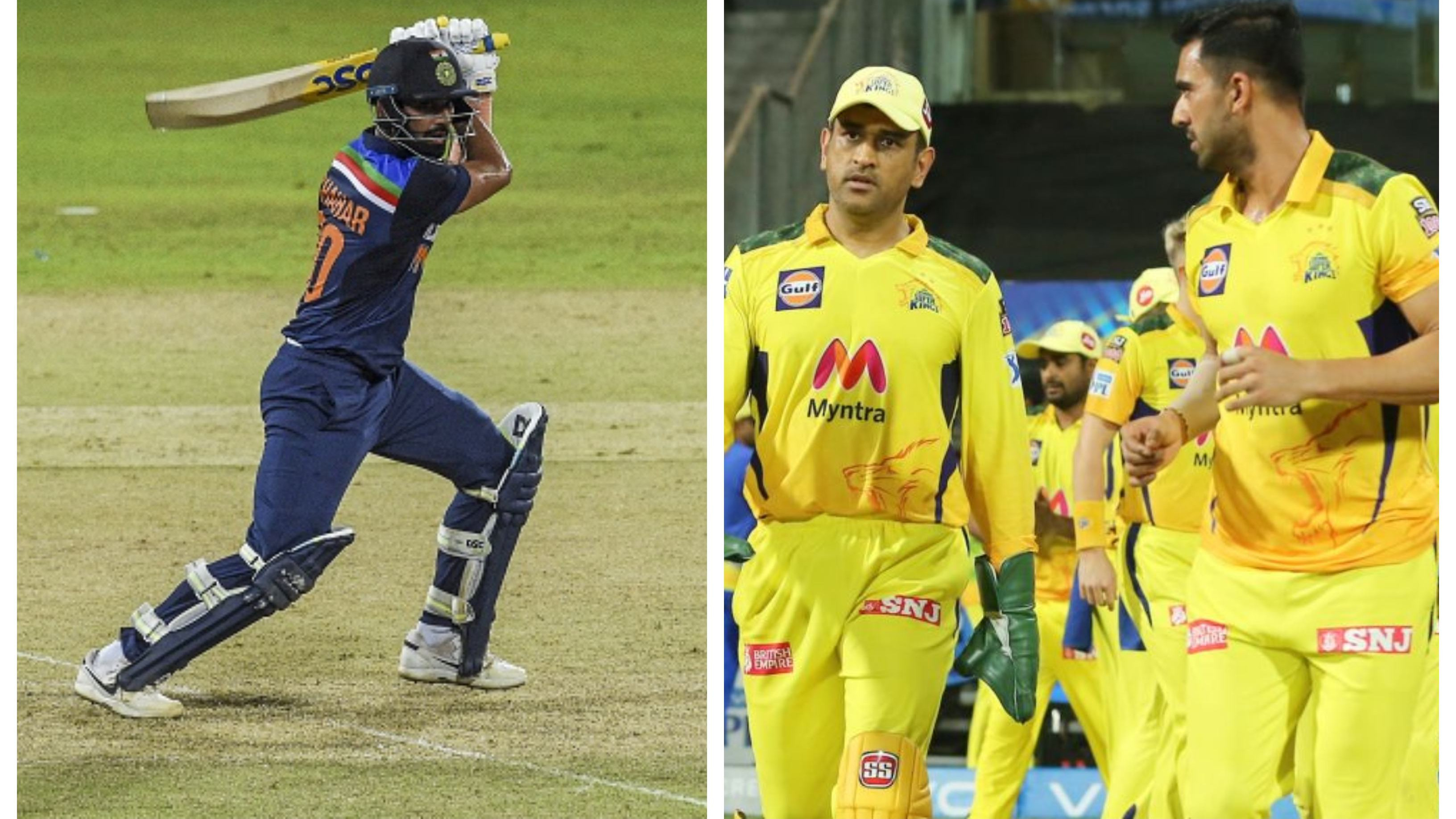 WATCH: Deepak Chahar reveals receiving message from MS Dhoni after his match-winning knock in Sri Lanka