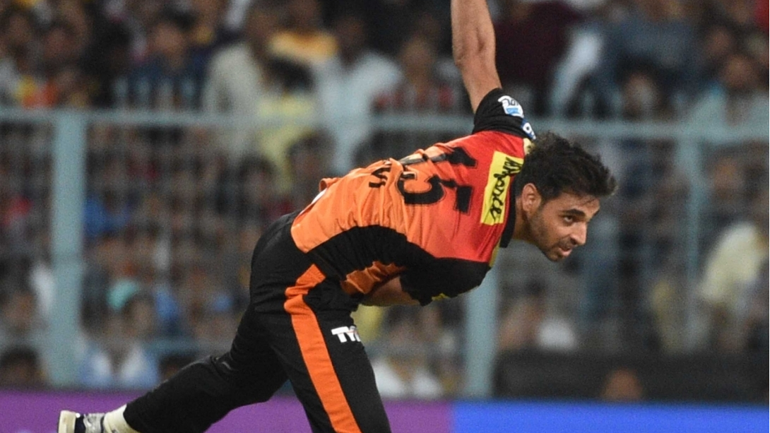 IPL 2018: Bhuvneshwar Kumar to miss SRH match against MI, revealed Kane Williamson