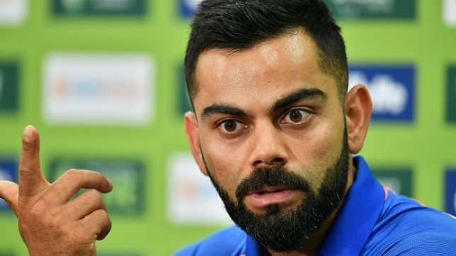 Petition filed in Madras HC seeking Virat Kohli's arrest for promoting 'online gambling'