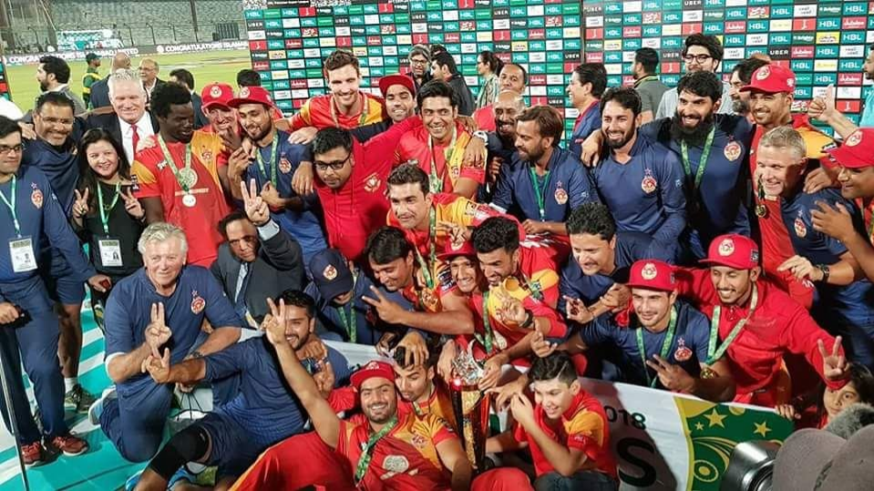 Pakistan Super League 2018 : Statistical Highlights