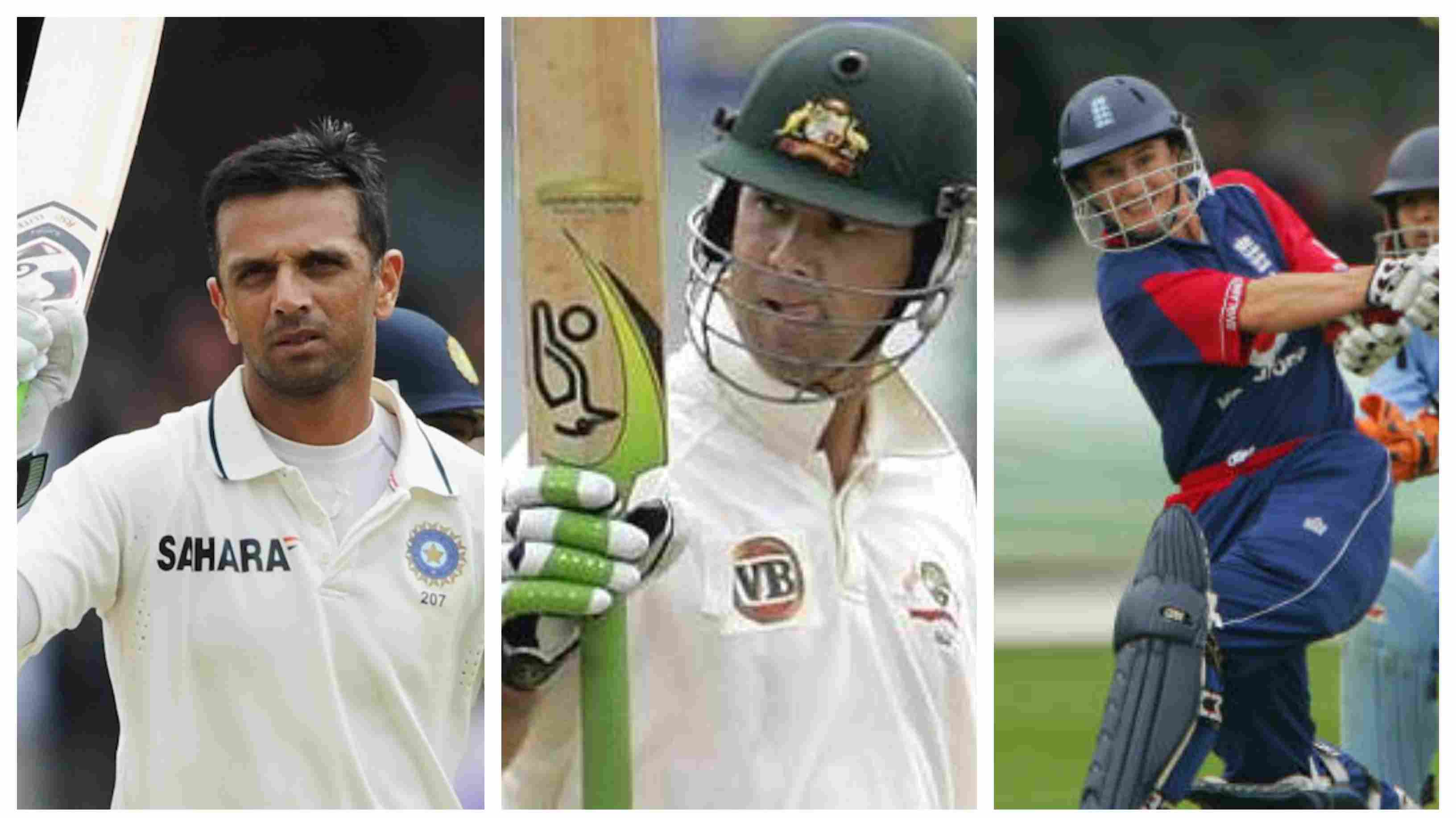 Twitter reacts as Rahul Dravid, Ricky Ponting and Claire Taylor inducted into ICC 'Hall of Fame'