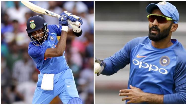 Hardik Pandya, Dinesh Karthik named in ICC World XI for the high-profile T20I against West Indies