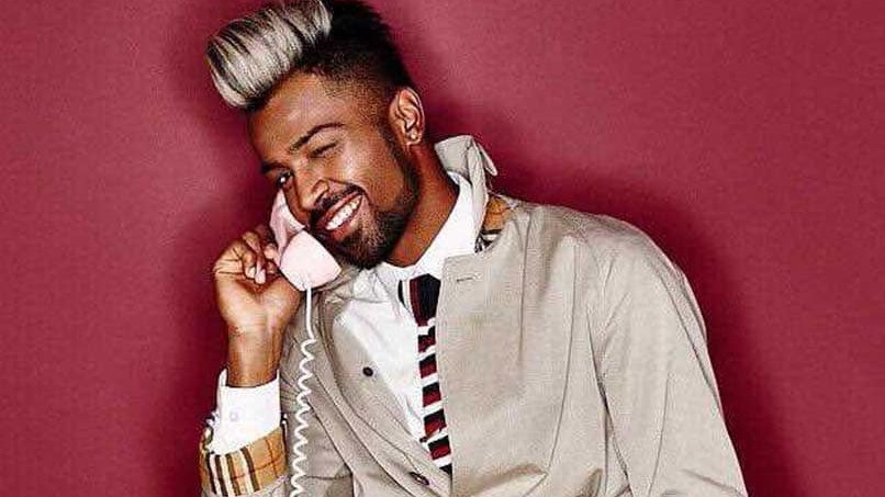Hardik Pandya introduces a new family member on his 25th birthday