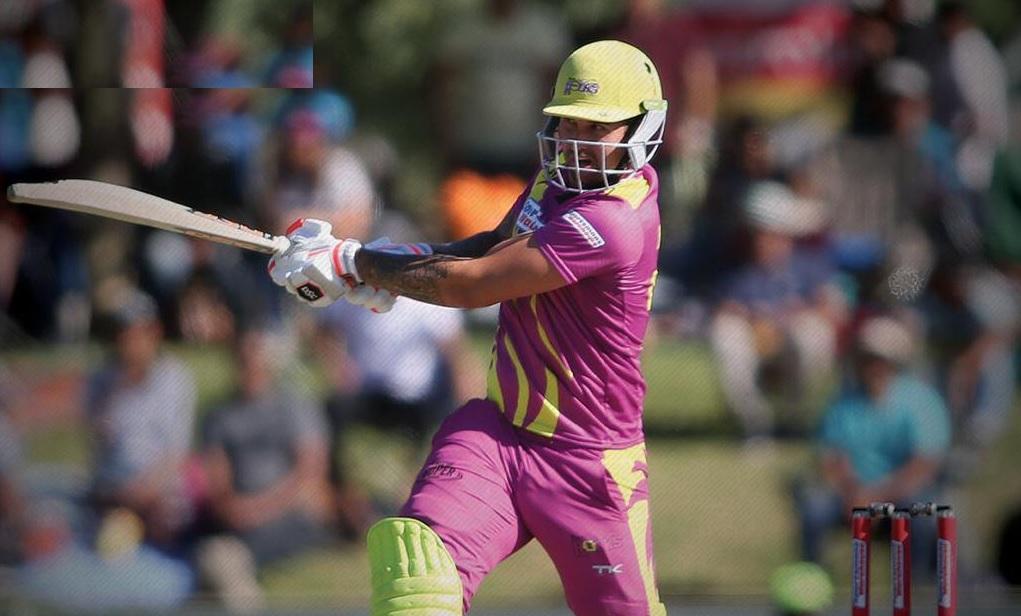 Cameron Delport made 39 runs | MSL