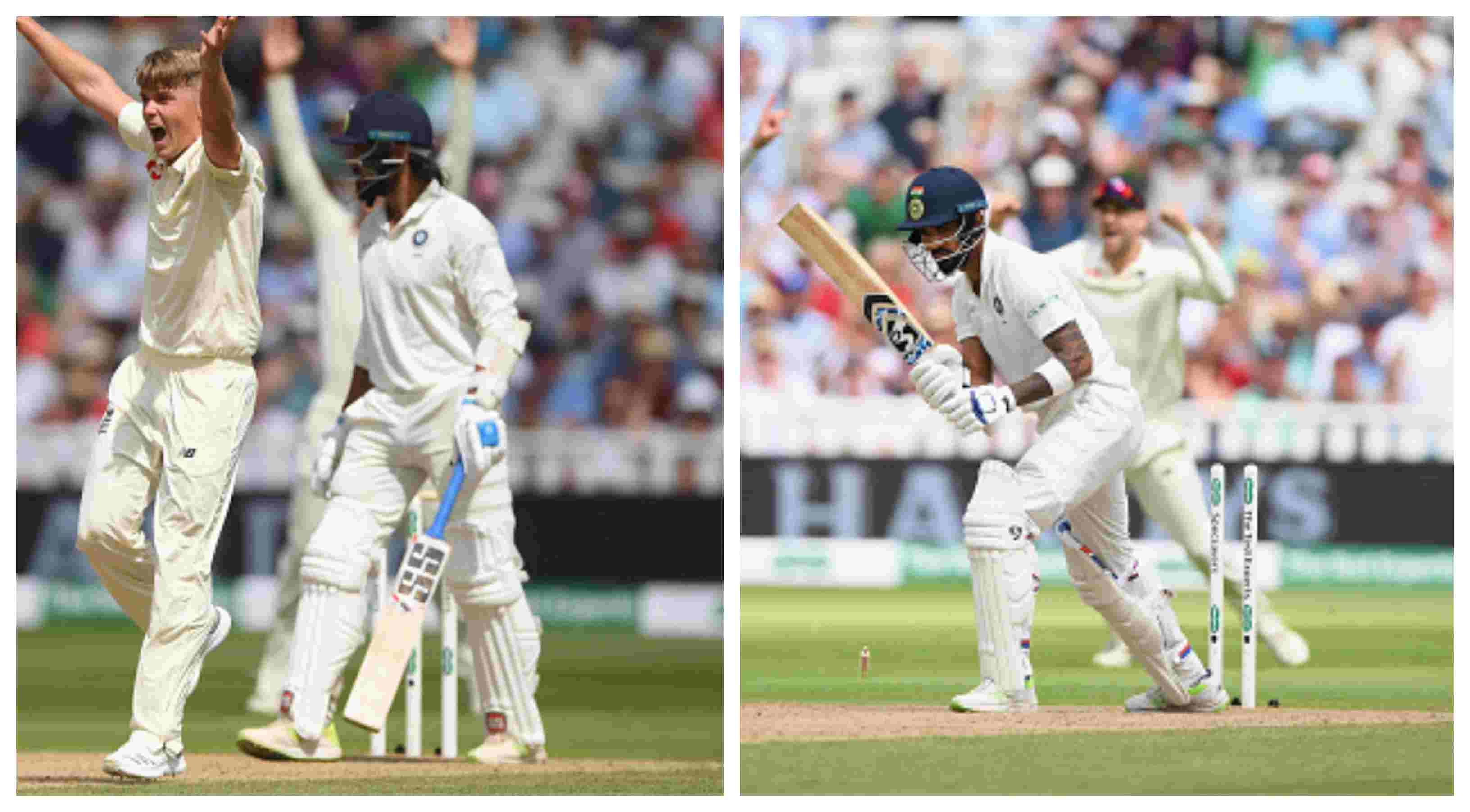 Indian batsmen are finding it difficult to combat the swing of England bowlers in the ongoing Test series