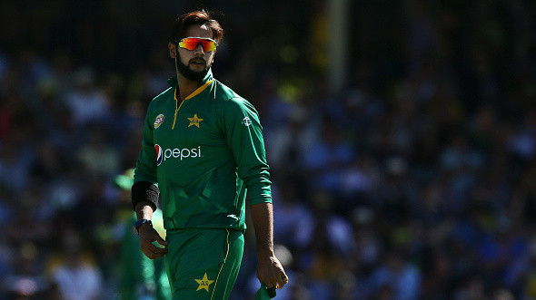 Asia Cup 2018: Pakistan all-rounder Imad Wasim fails to clear the Yo-Yo test