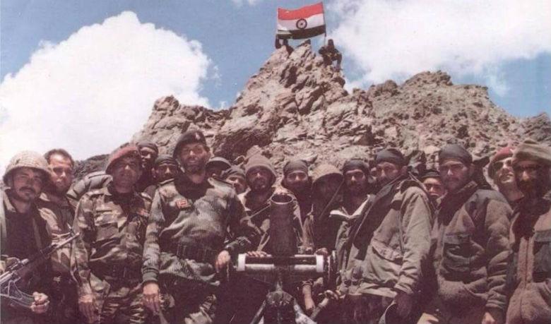 India won the Kargil War against Pakistan on 26th July 1999 making it the Kargil Vijay Diwas