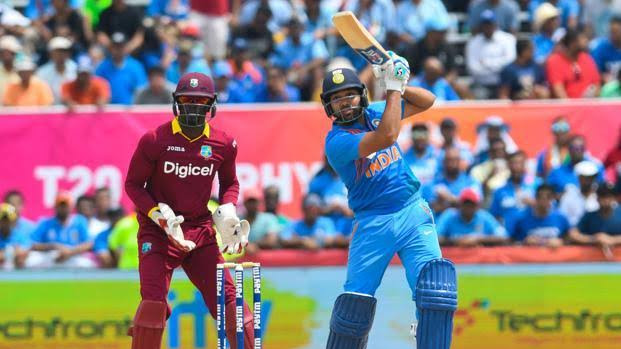 IND vs WI 2018 : First T20I - Statistical Preview