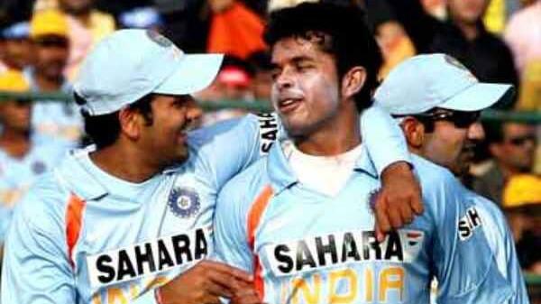 श्रीसंत ने बताया ये तीन बल्लेबाज़ ठोक सकते है वनडे में तीहरा शतक, रोहित और गुप्टिल रेस से बाहर