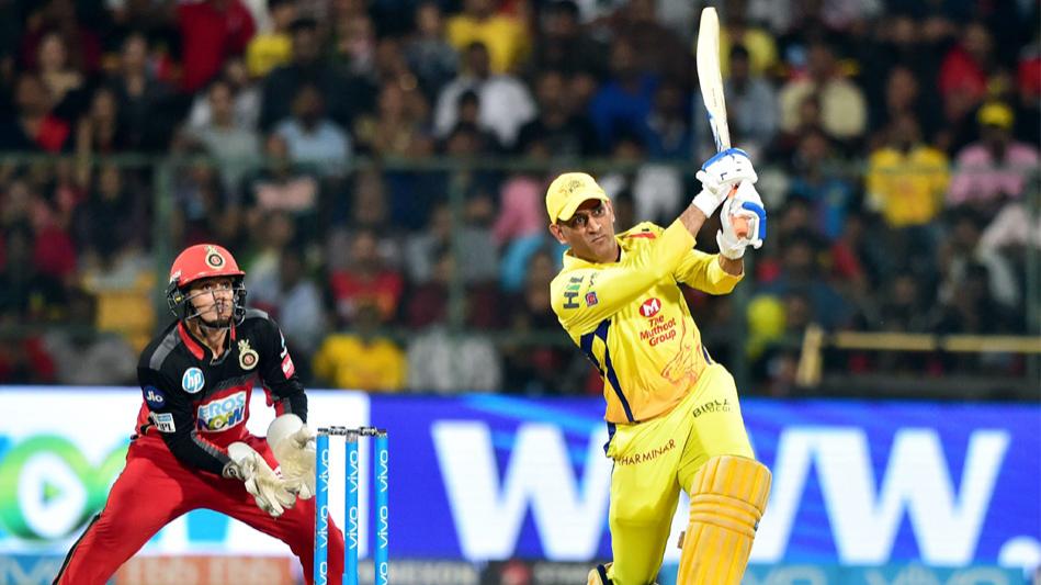 IPL 2018 : धोनी के तूफ़ान के सामने ध्वस्त हुई 'विराट सेना'