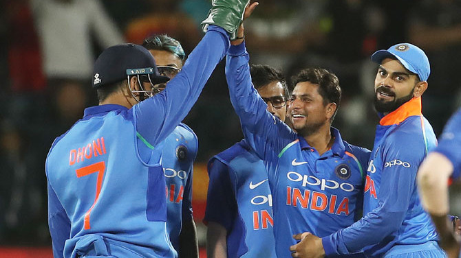 IND v WI 2018: India announces the 12-man squad for the first ODI at Guwahati