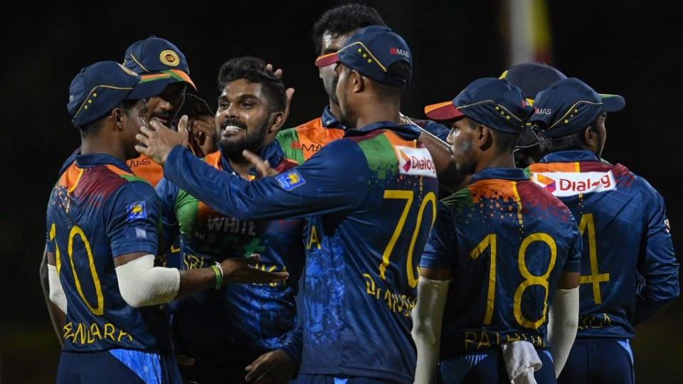 WI v SL 2021: Spinners shine in Sri Lanka's big win over West Indies in 2nd T20I