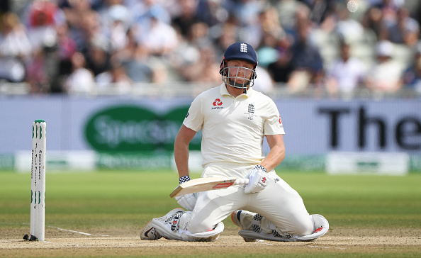 Bairstow struggling to find his form in Test cricket | Getty Images