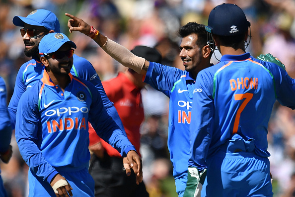 Chahal picked two wickets as well | Getty