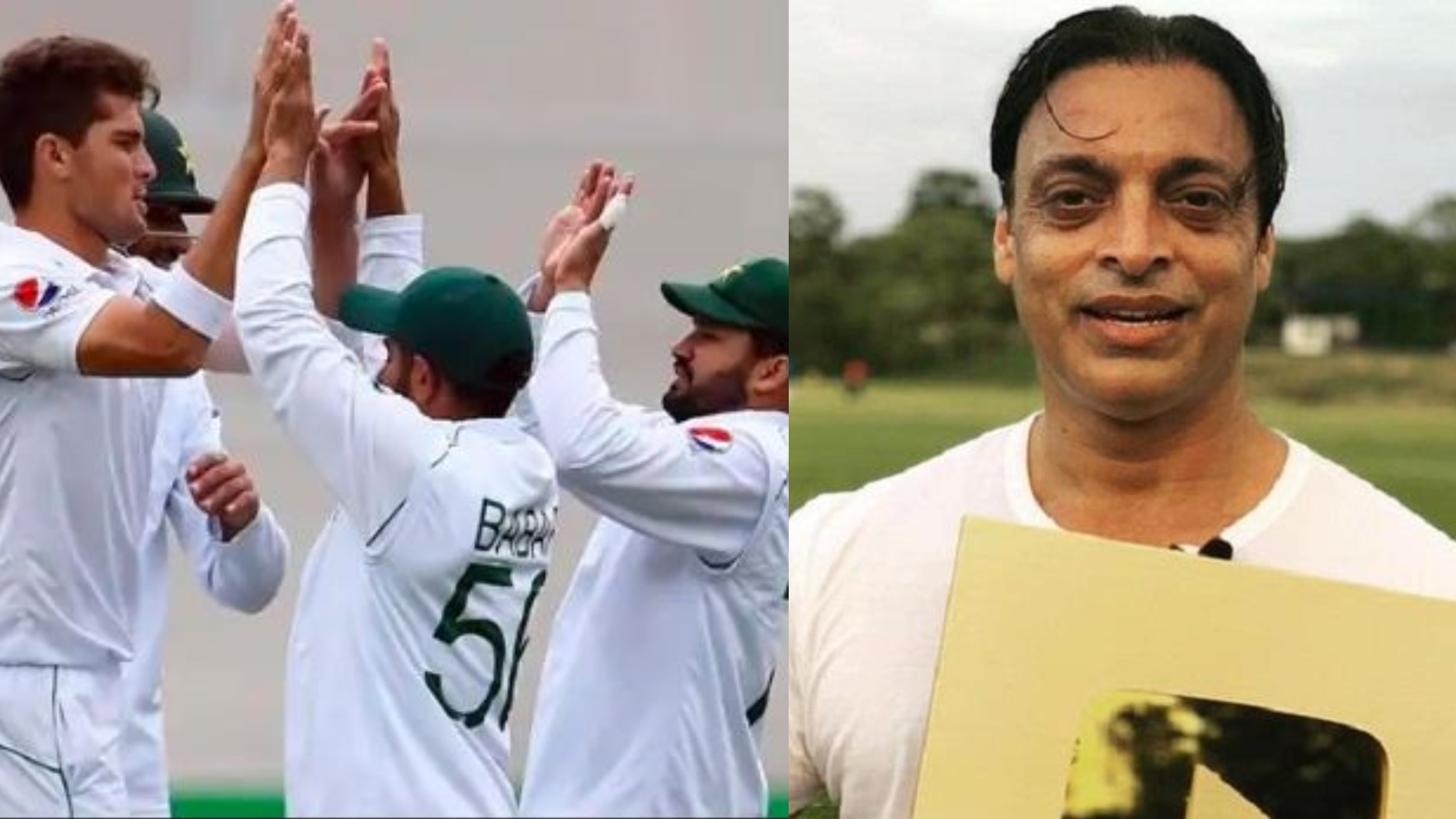 ENG v PAK 2020: Pray to god that Pakistan won't just settle for a draw in Test series, says Shoaib Akhtar
