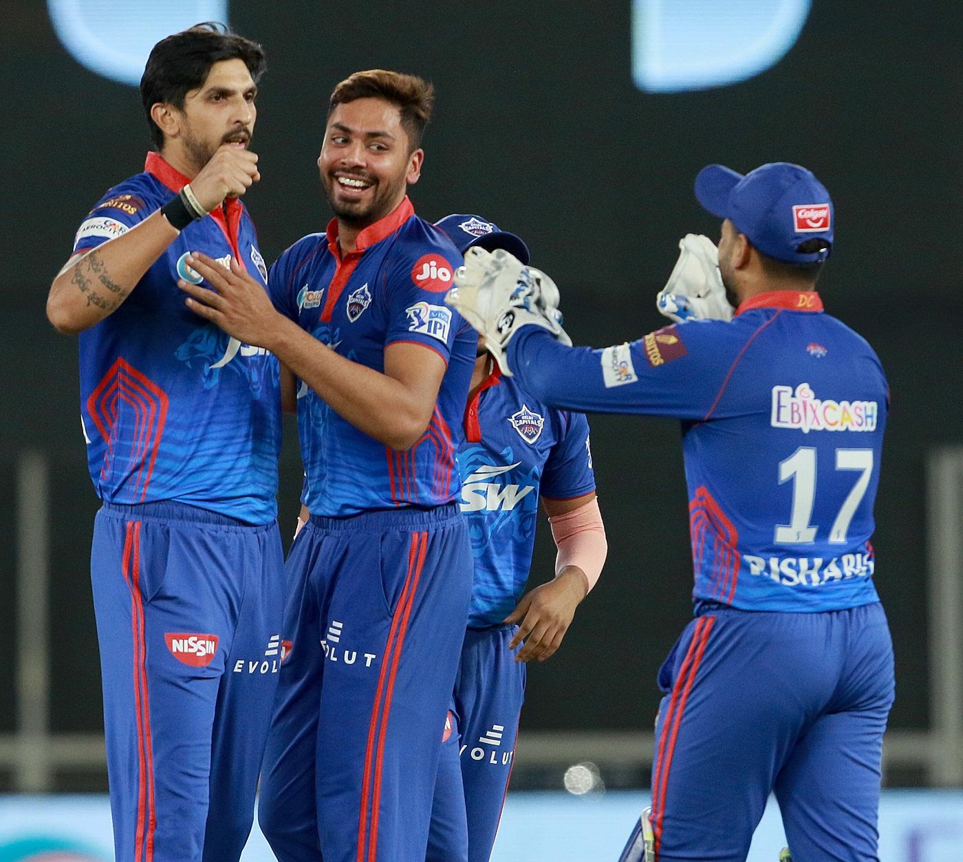 Delhi Capitals   BCCI-IPL