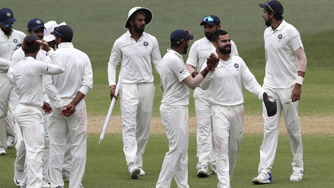 India gave a memorable allround performance in the first Test at Adelaide | Getty