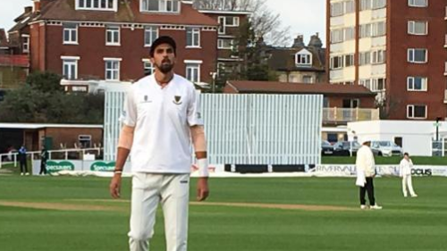 Ishant Sharma shines with five wickets in the match for Sussex against Warwickshire