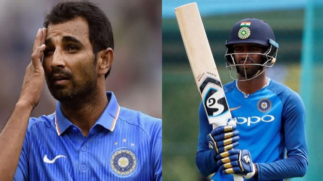 Hardik Pandya hopes to see Mohammed Shami on the field soon