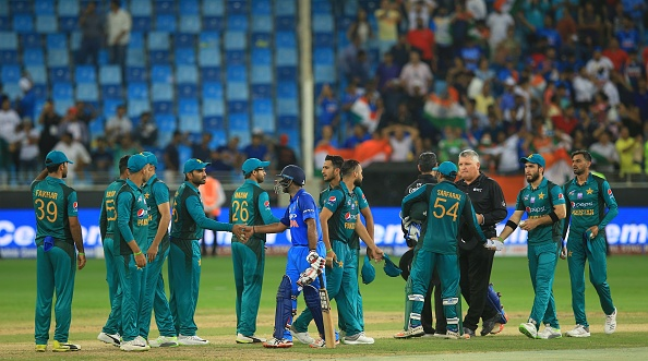 India vs Pakistan | GETTY