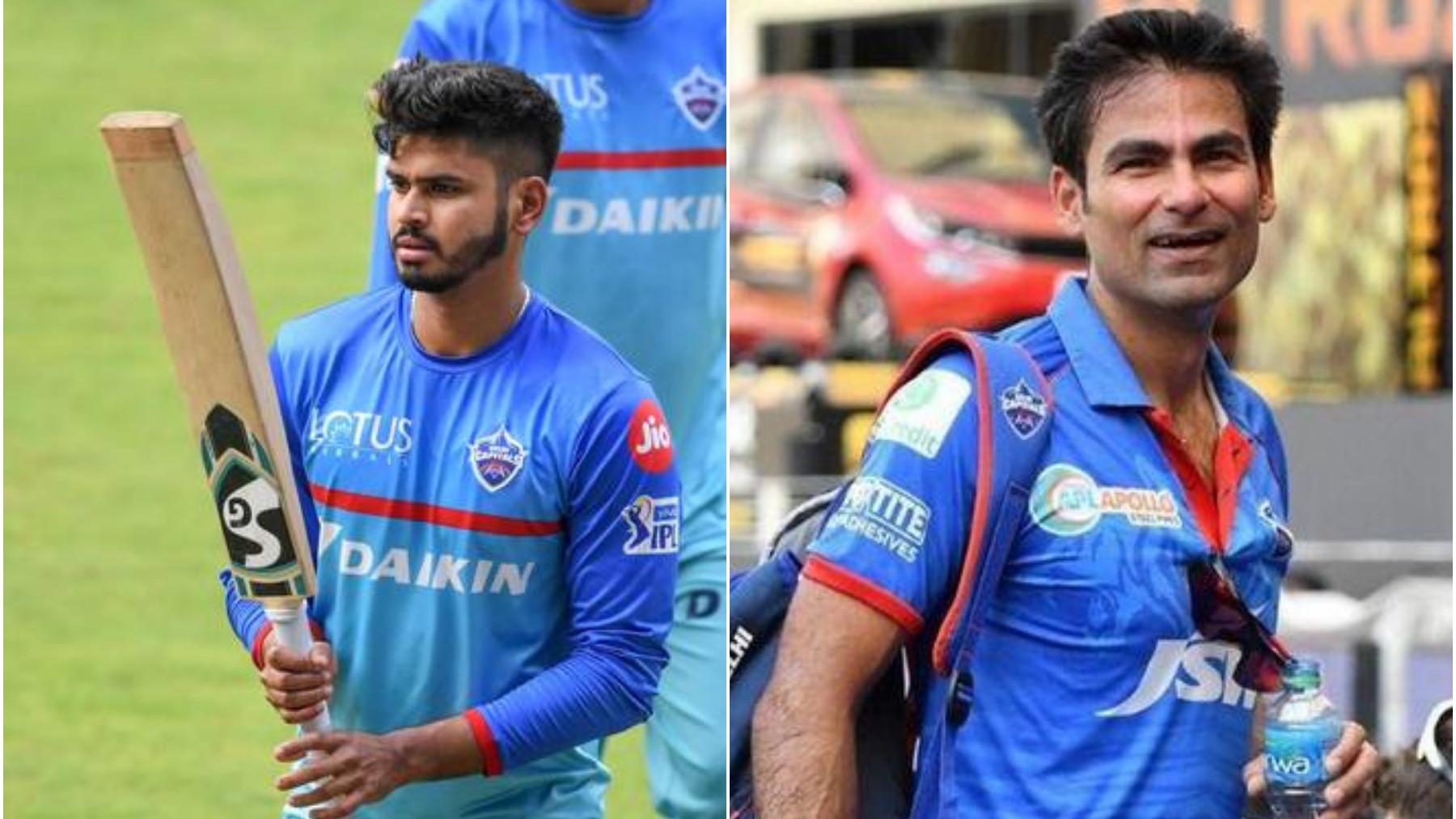 IPL 2021: Shreyas Iyer's availability biggest plus for Delhi Capitals- Mohammad Kaif