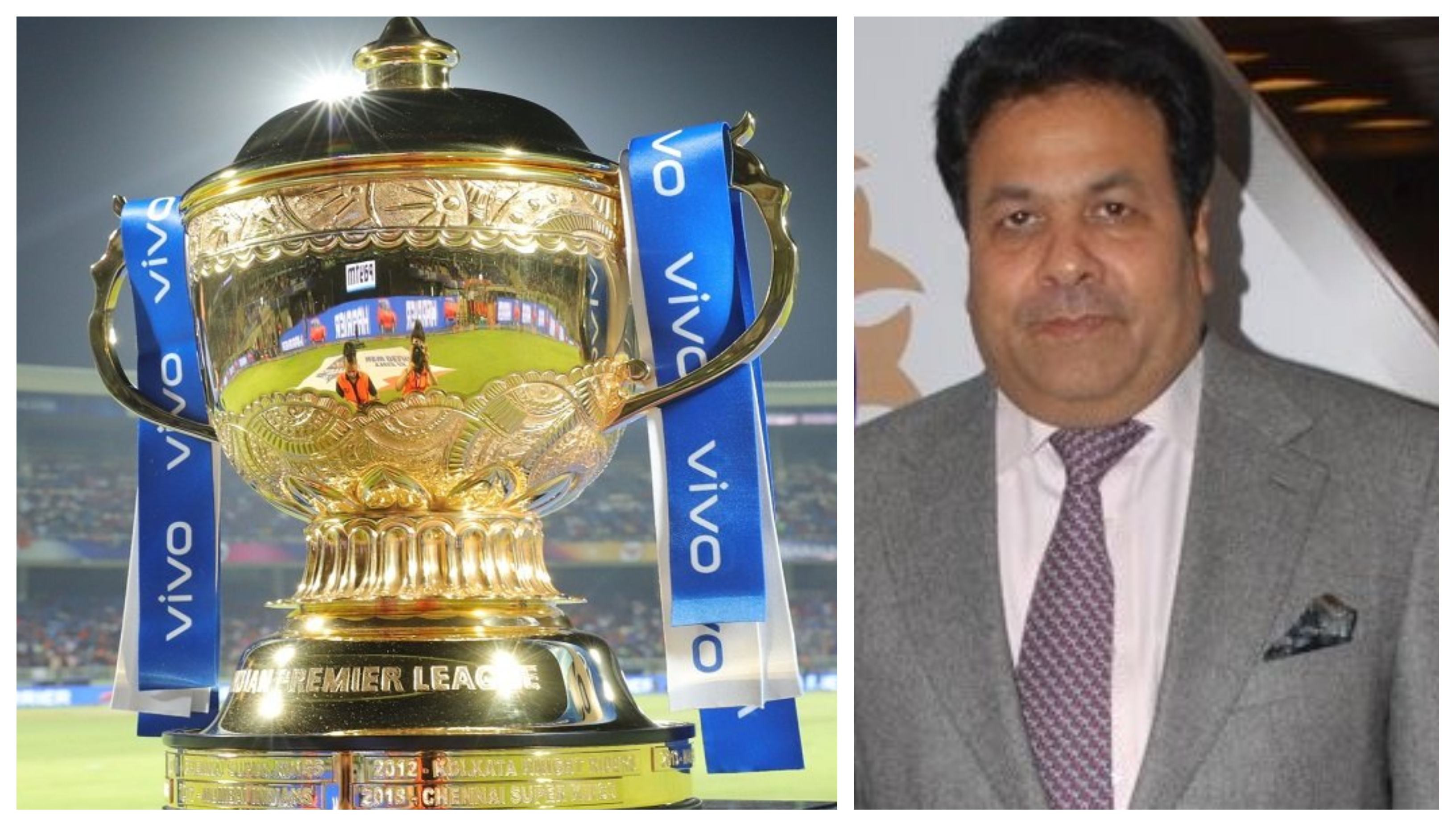 IPL 2021 has been suspended not cancelled, few players wanted to leave India: Rajeev Shukla