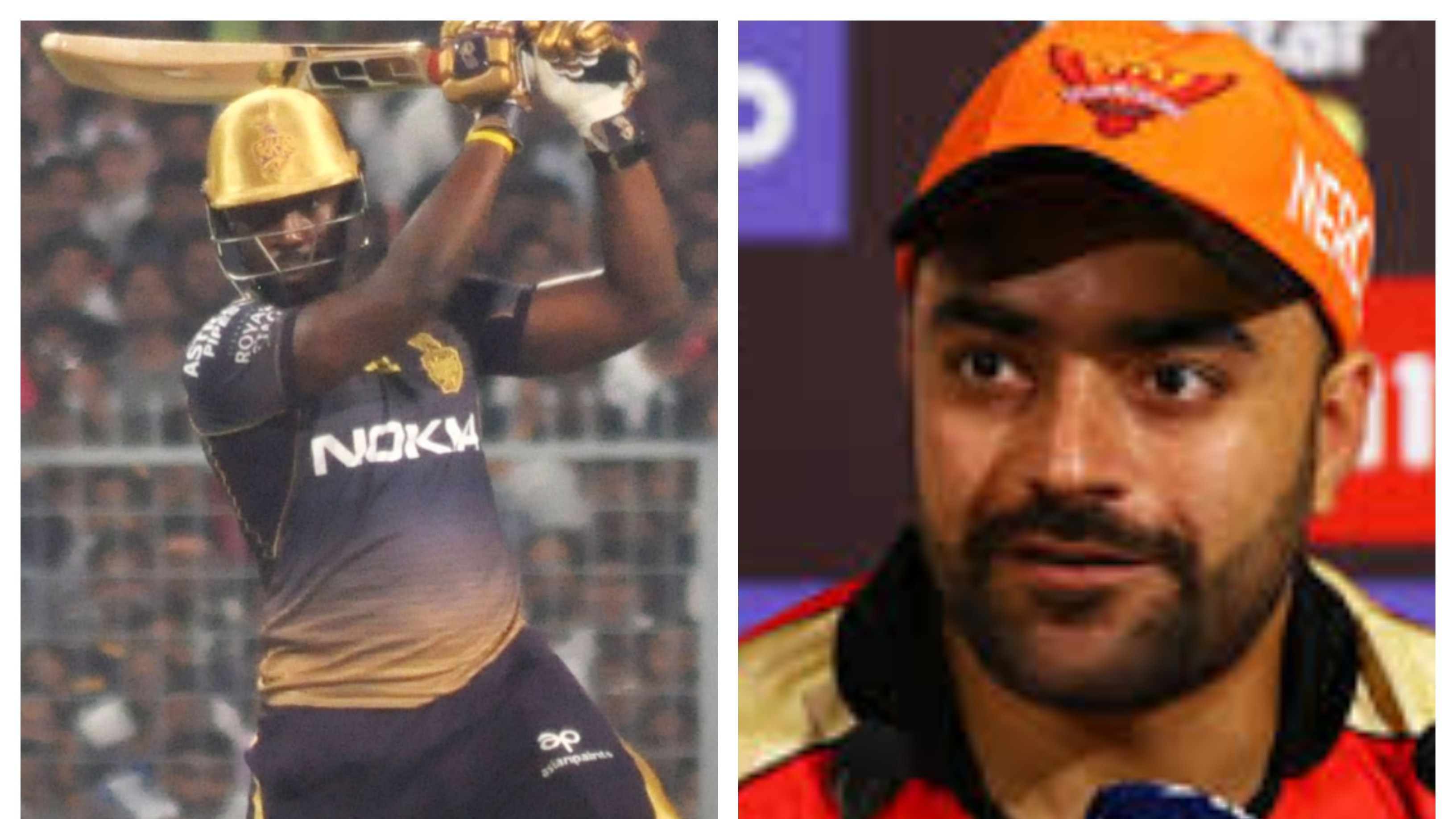 IPL 2019: Past record gave Rashid Khan confidence of bowling to Andre Russell at the death