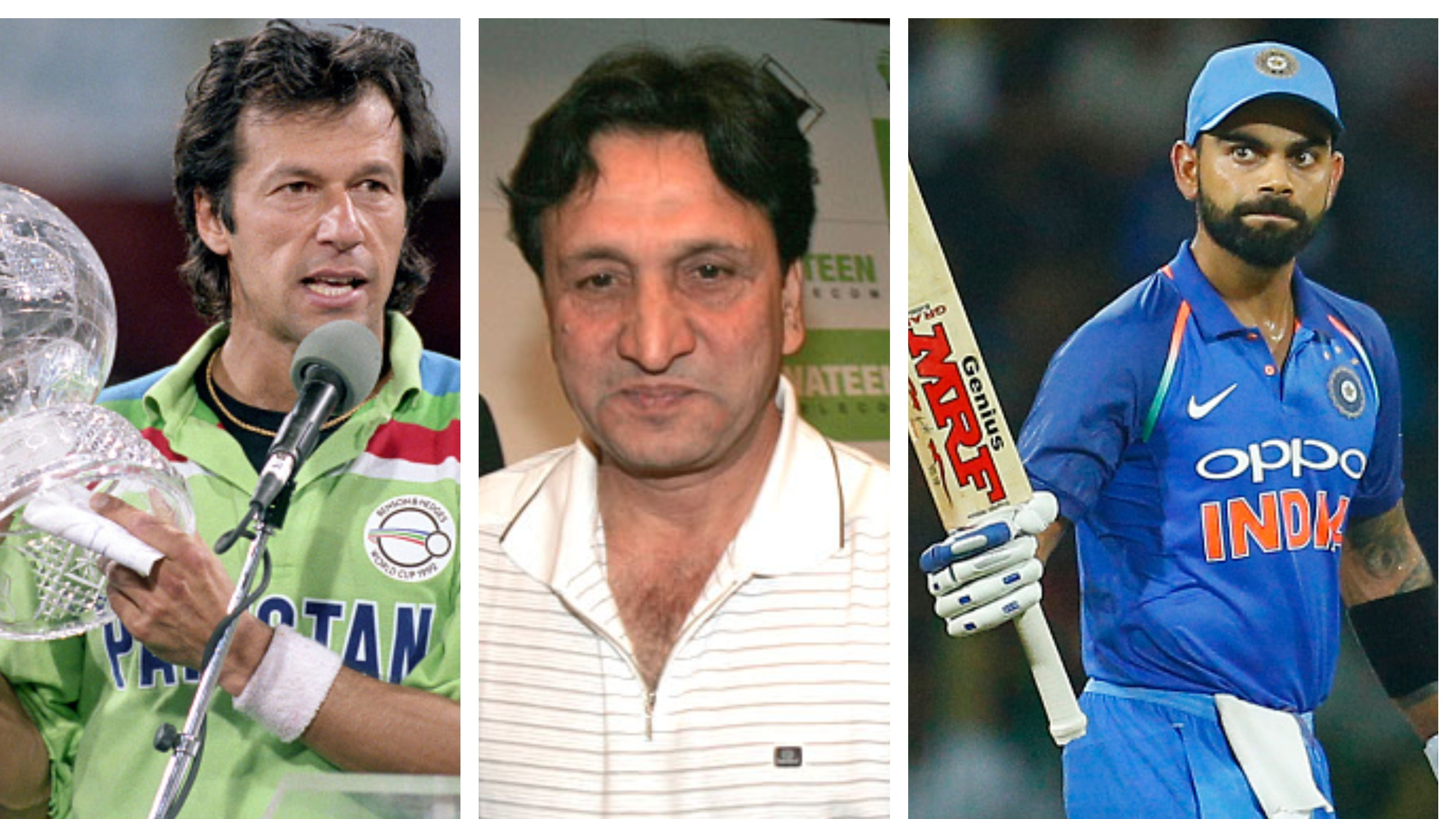 Kohli leads from the front like once Imran Khan did, says Abdul Qadir