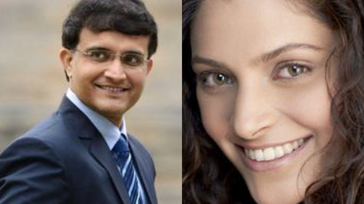 Sourav Ganguly asks actress Saiyami Kher to make a career in cricket after her insights on MCG Test