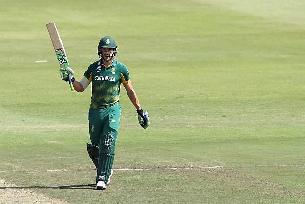 Faf du Plessis | BCCI