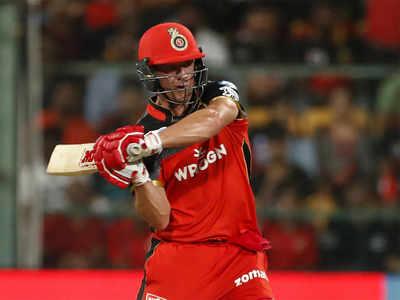 AB de Villiers hit 70* | AP