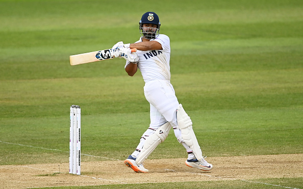 Rishabh Pant recovers from COVID-19 | Getty Images