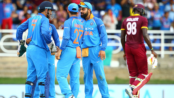 India-West Indies ODI to be played in Thiruvananthapuram on November 1