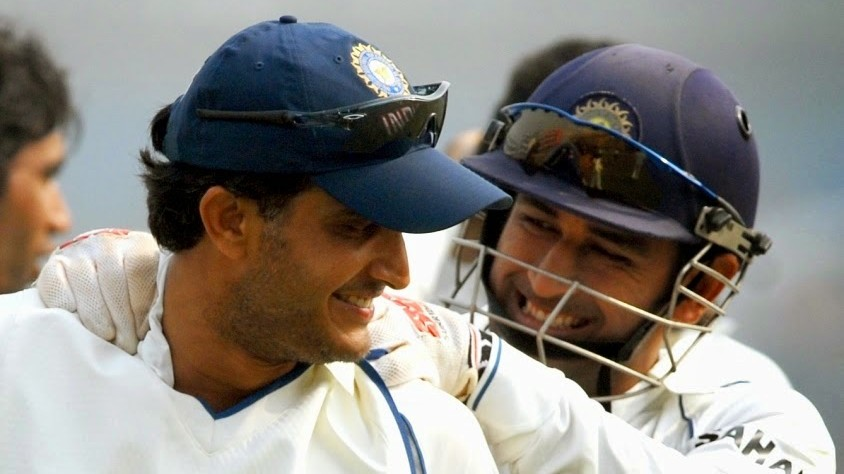 Kris Srikkanth calls MS Dhoni a better captain than Sourav Ganguly