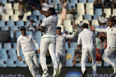 SA vs IND 2018: Lungi Ngidi reveals he was very 'nervous' ahead of Test debut