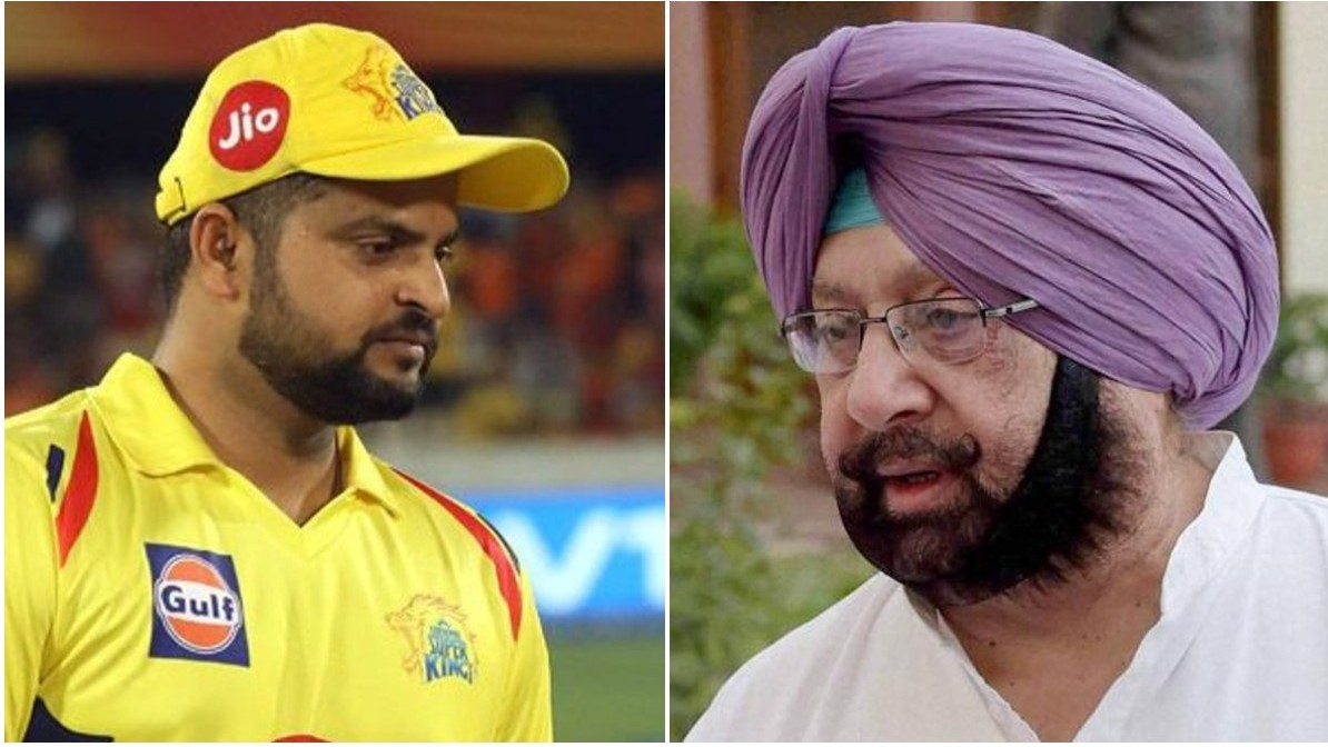 Suresh Raina thanks Punjab CM and Police for nabbing robbers who attacked his relatives