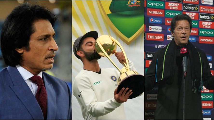 Ramiz Raja reveals Imran Khan's admiration for Indian skipper Virat Kohli