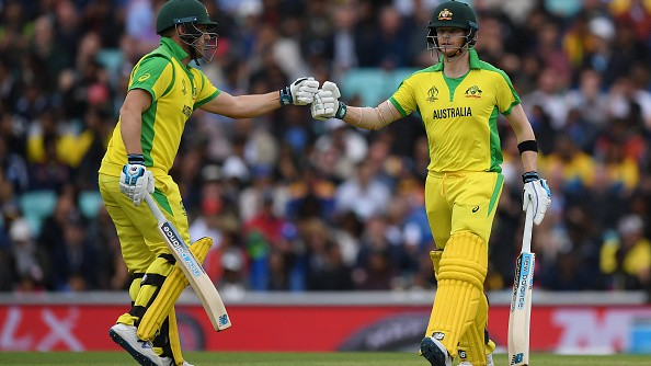 CWC 2019: SL v AUS – Aaron Finch's breathtaking 153 helps Australia to pile up 334 on the board