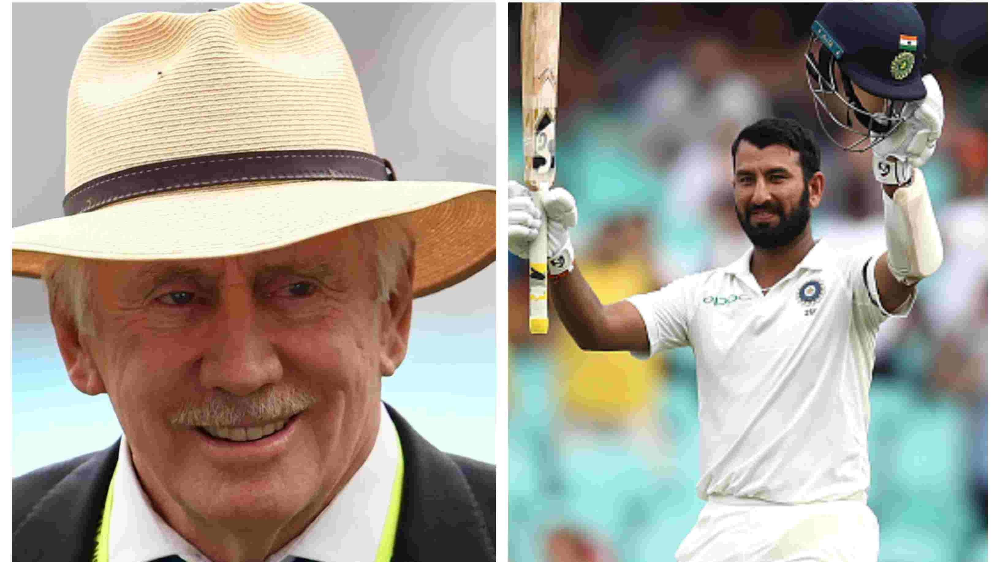 "AUS v IND 2018-19: Ian Chappell terms Pujara as ""the most effective blunter of an attack"" in world cricket"