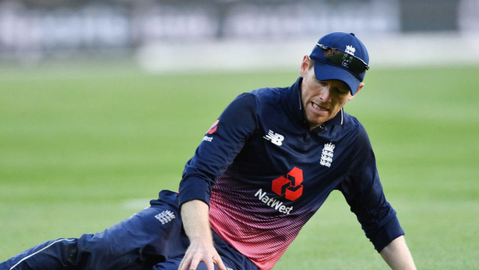 ENG vs AUS 2018:  Eoin Morgan gives injury update of his right-hand