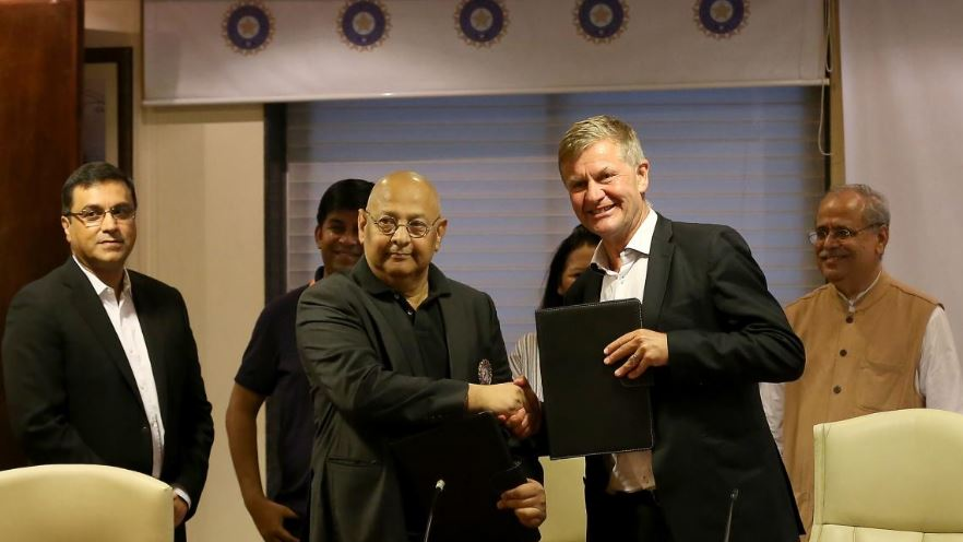 BCCI  aiming to engage cricketers and fans in green initiatives