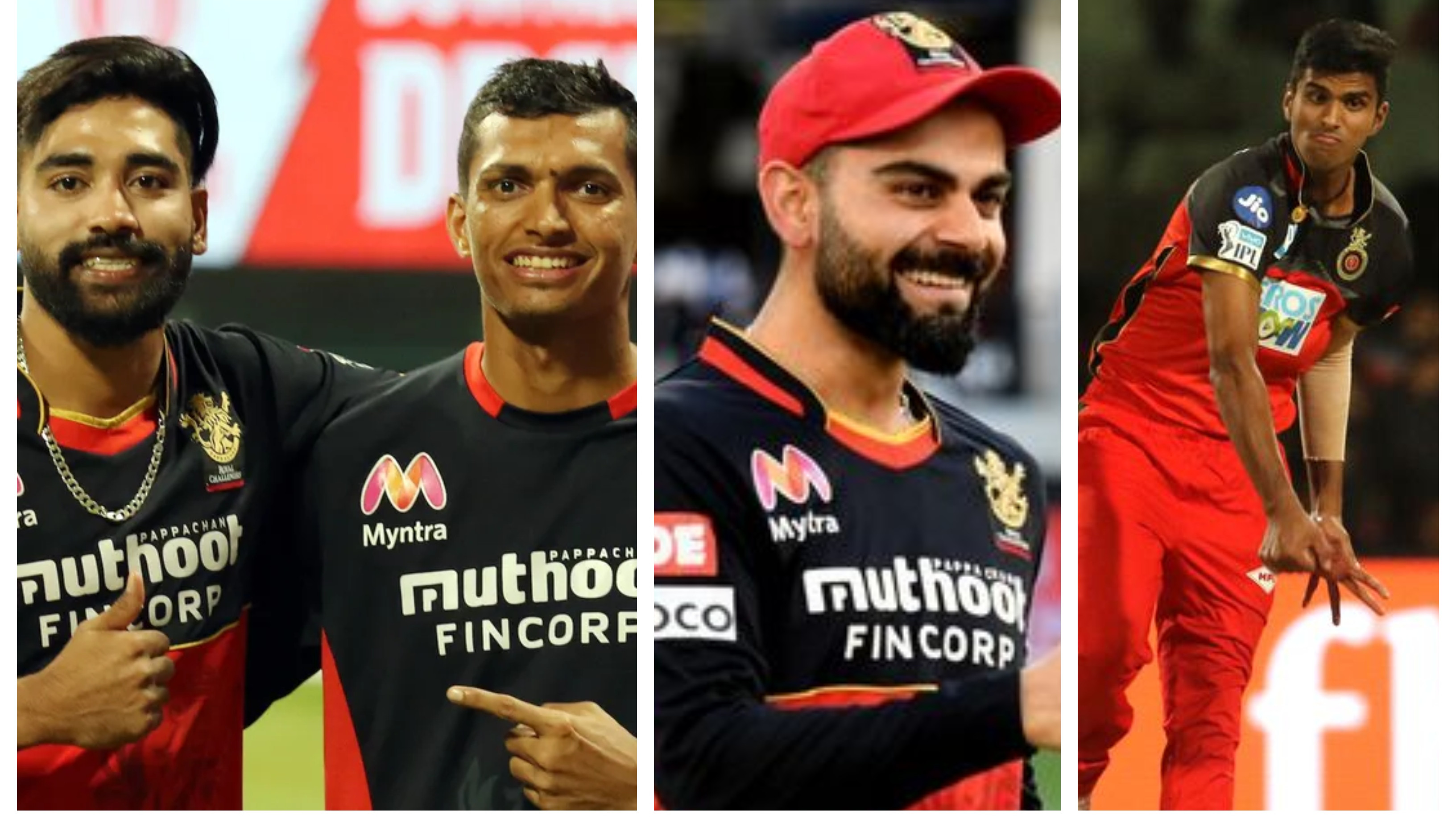 IPL 2021: Sundar, Siraj and Saini's international exposure will benefit RCB, reckons Virat Kohli