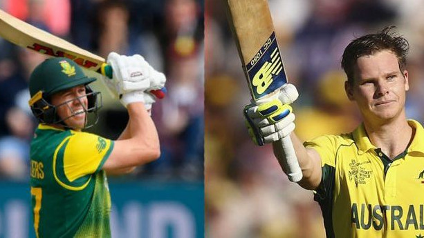 Steve Smith and AB de Villiers get picked in the PSL 2019 draft