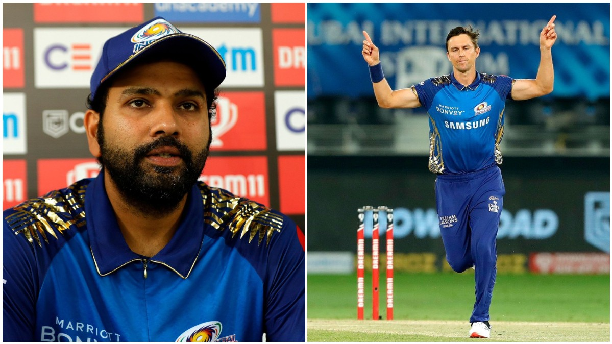 IPL 2020: Rohit Sharma gives an update about Trent Boult's fitness ahead of the Final