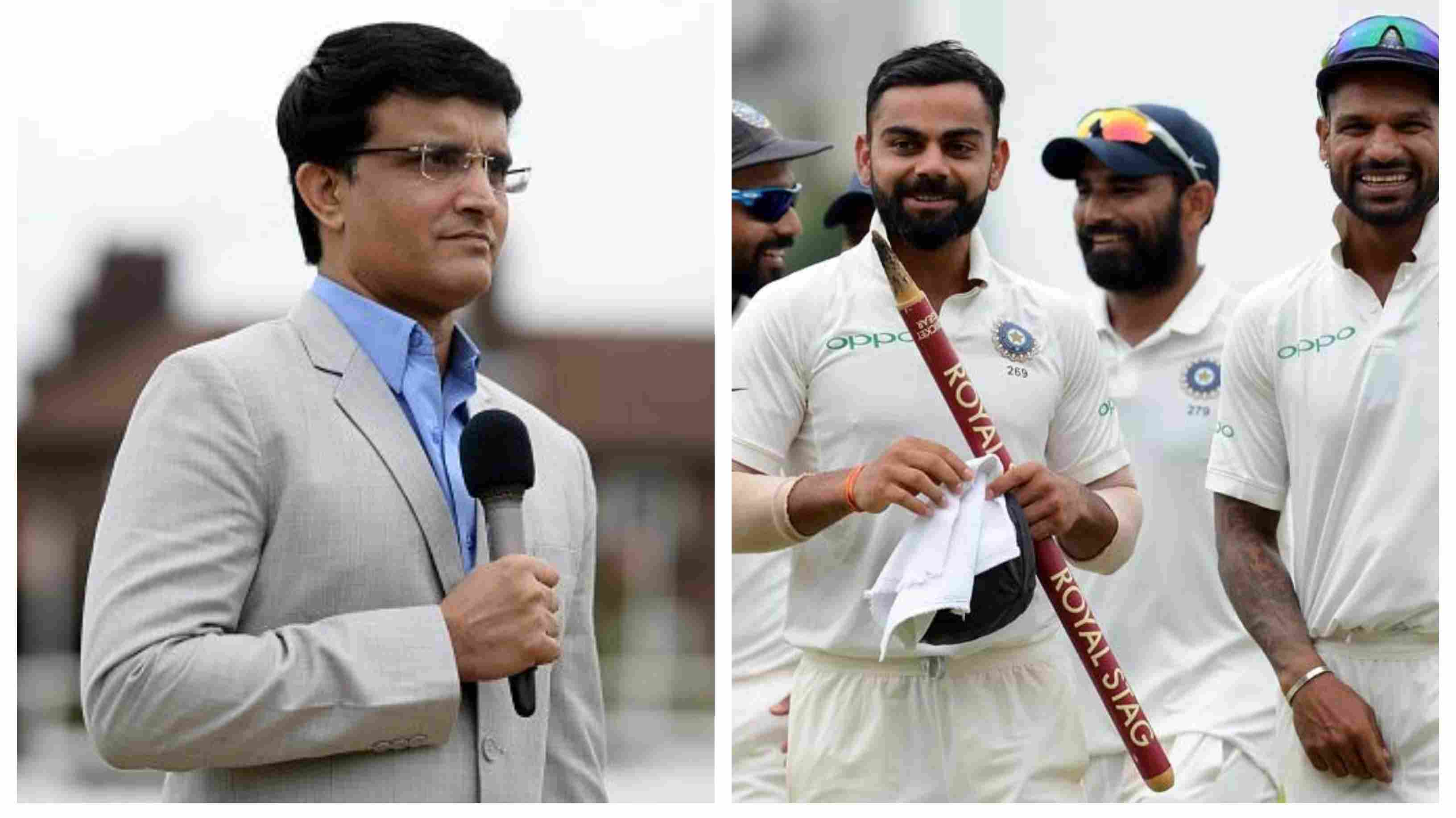 ENG v IND 2018: Sourav Ganguly confident of Team India's Test series win in England