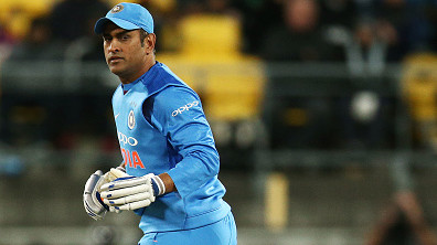 NZ v IND 2019: MS Dhoni adds an unwanted record to his name in T20Is